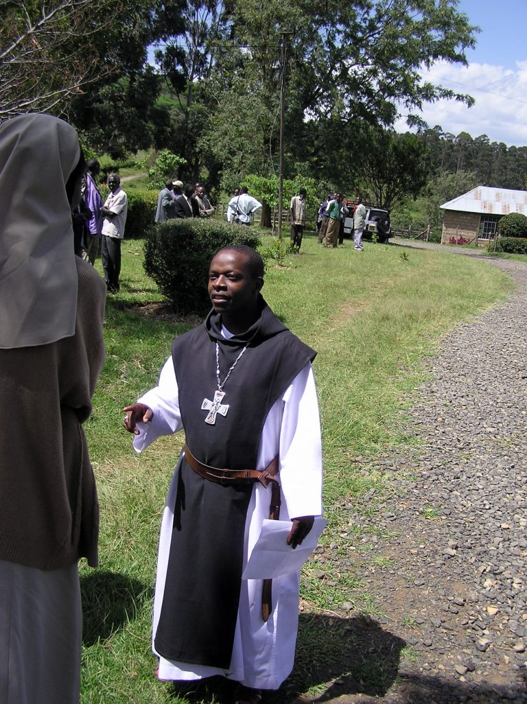Nairobi, Kenya: First Kenyan Benedictine Abbot Installed