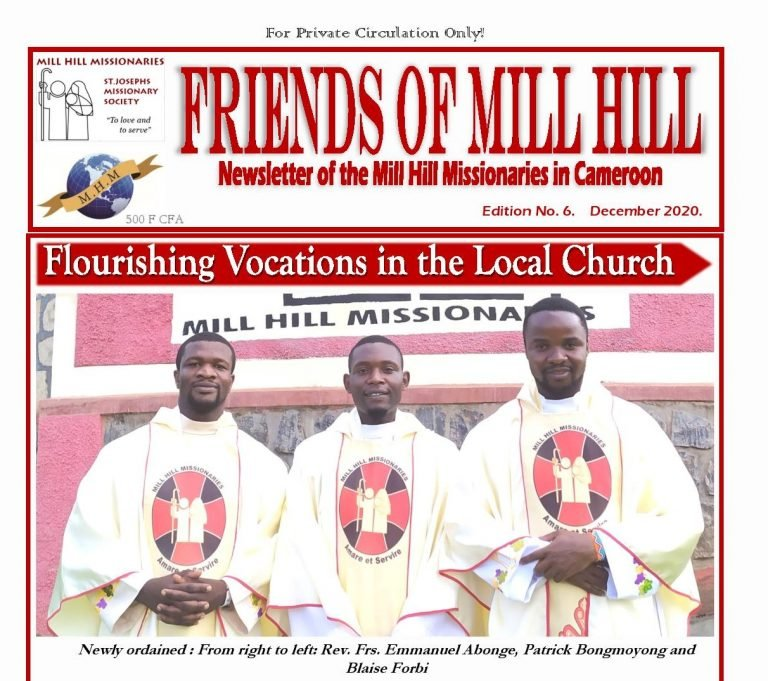 Cameroon: Friends of Mill Hill Magazine