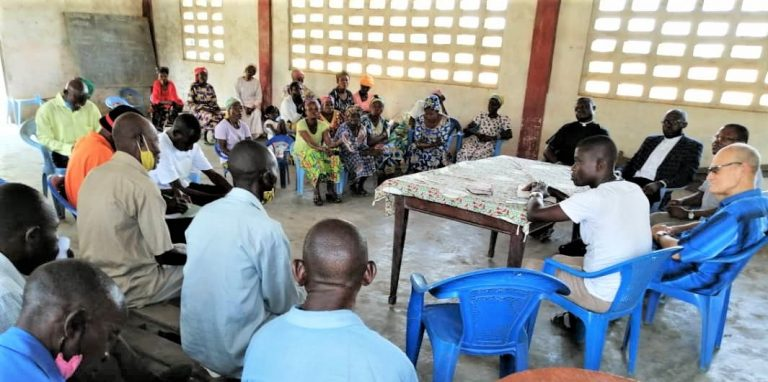 DR Congo: Exploring New Area of Mill Hill Missionary Involvement in Archdiocese of Kinshasa