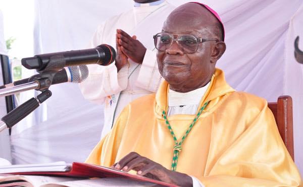 Tororo, Uganda: Archbishop Emeritus James Odongo has Died