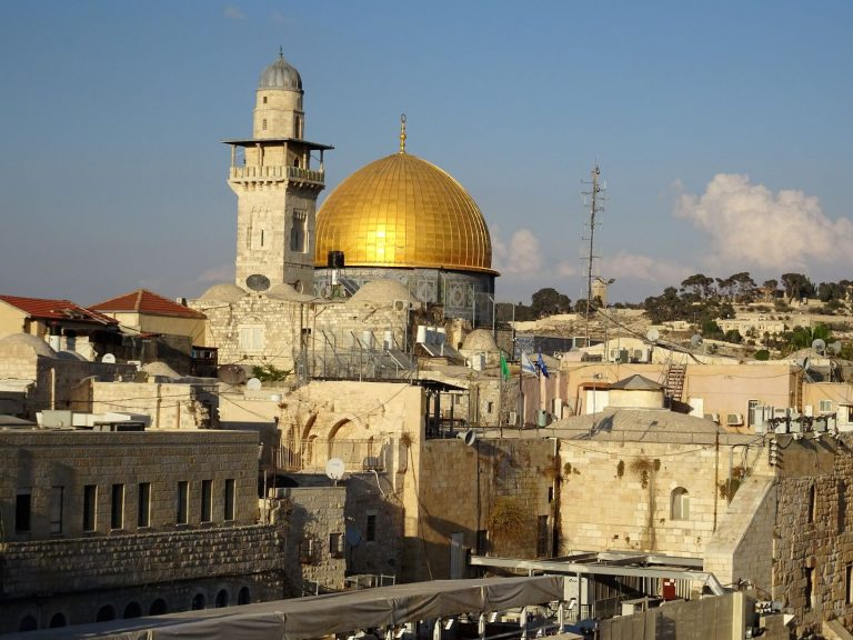 The Holy Land: Christian Presence