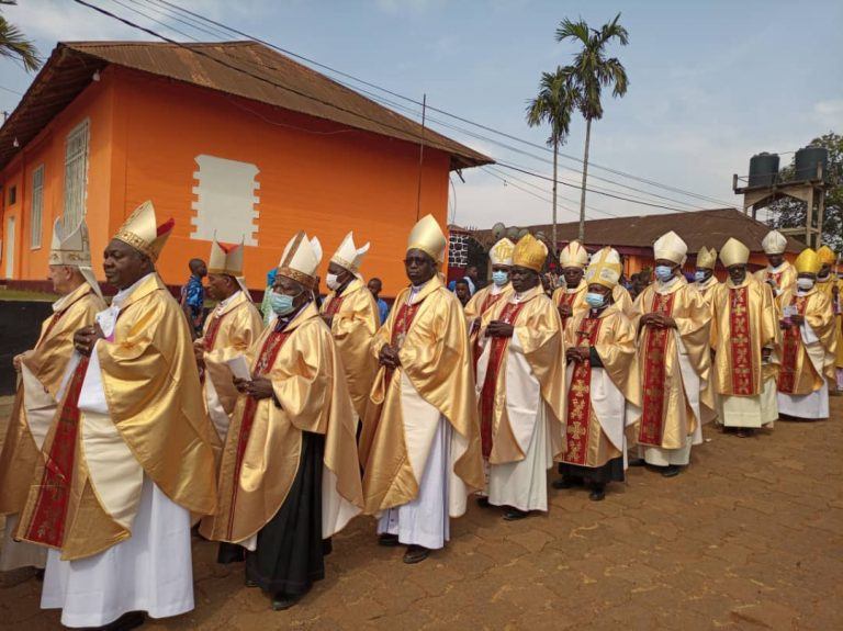 Cameroon: St Joseph and Fratelli Tutti Source of Inspiration for Conference of  Bishops