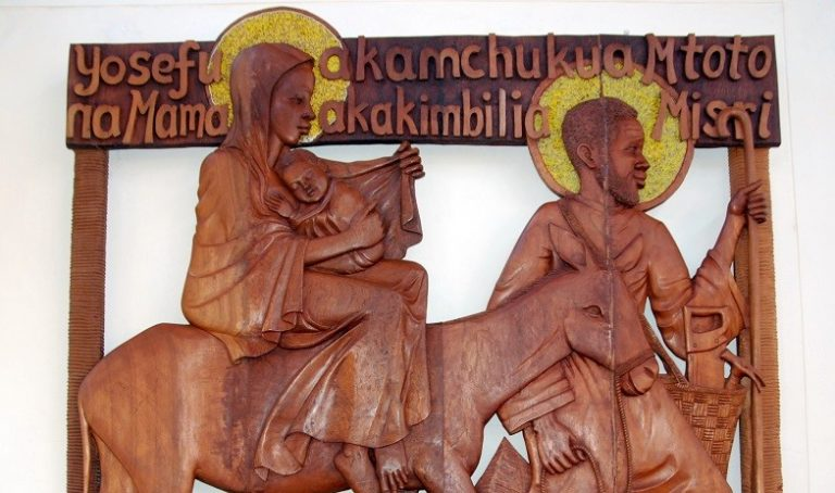Year of St Joseph: Children get Involved in Uganda