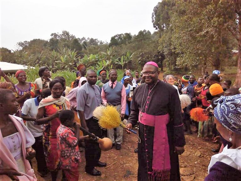 Buea, Cameroon: Mgr Michael Bibi Appointed New Bishop