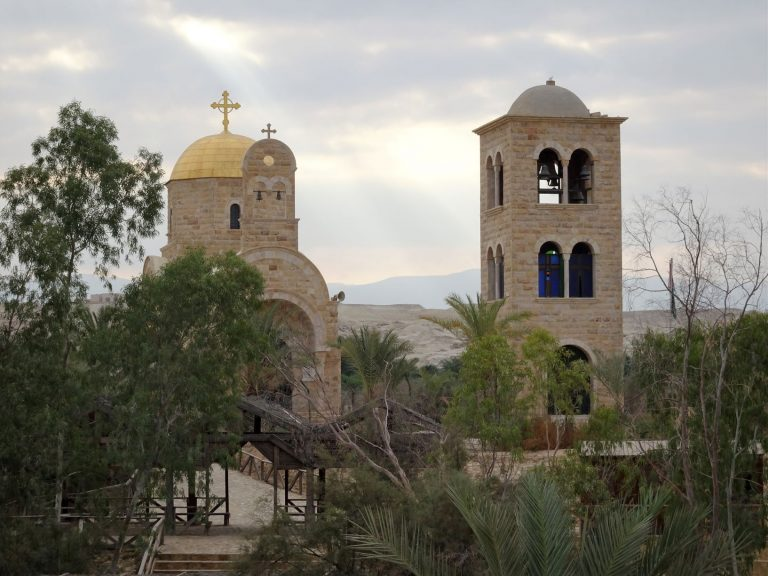 Holy Land: Renewed Access to Site of Baptism of Jesus
