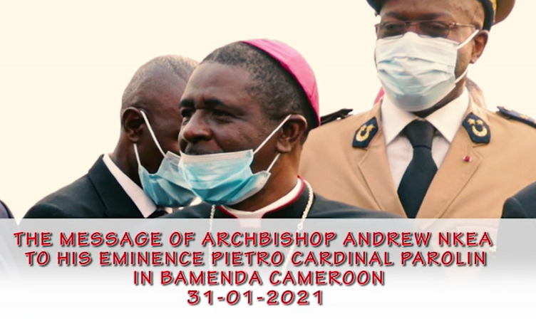 Bamenda, Cameroon: Archbishop Andrew Nkea's Powerful Message