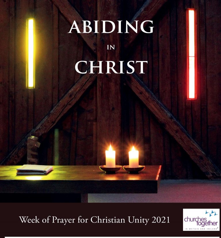Week of Prayer for Christian Unity: Day 1