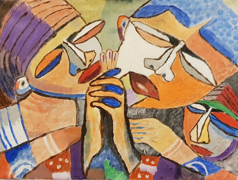 Art – The Slow Gaze of the Contemplative Heart