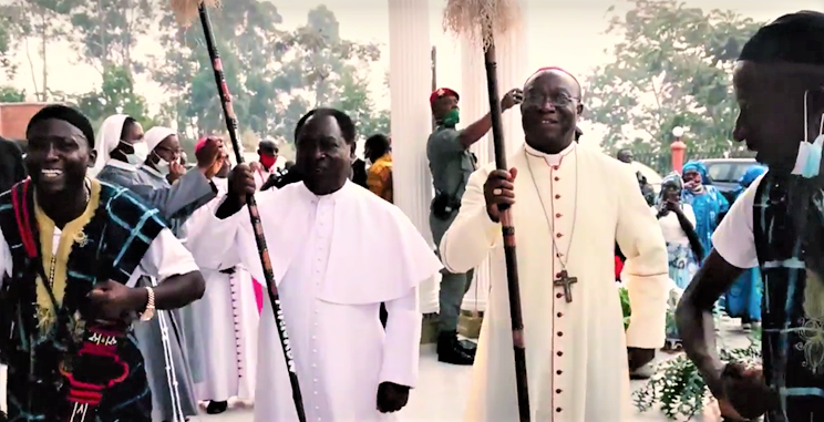 Cameroon: 'Stand up by truth, enbrace dialogue' – Bishop Nfon
