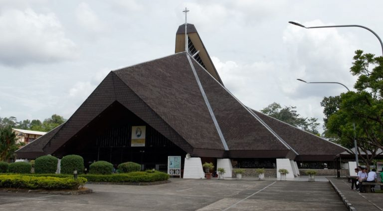 Sarawak, Malaysia: Churches Reopen for Lent