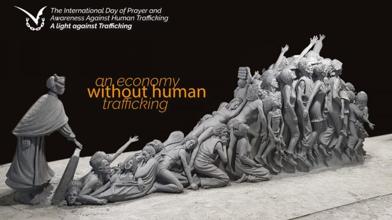 World Day Against Human Trafficking: Prayer Marathon