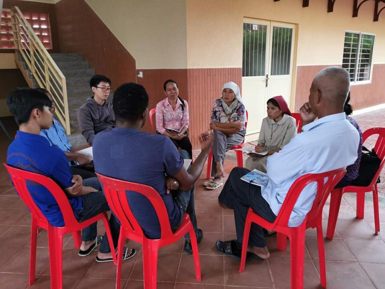 Mission of the Church in Asia: Powerful role of Laity.