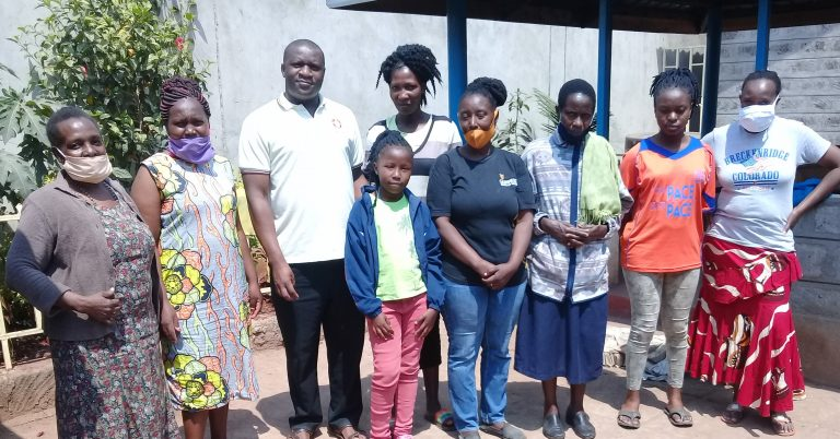 Shauri Moyo, Kenya: A Personal Testimony of Growth in Mission