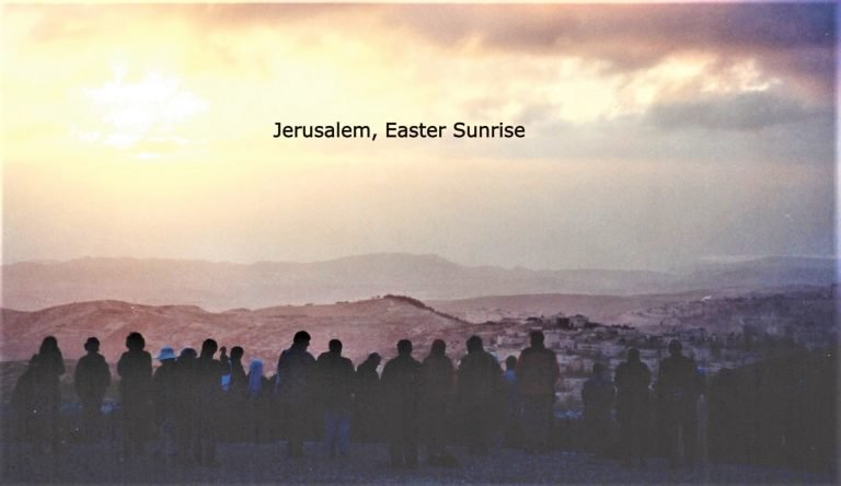 Easter Poem: Not Just Another Lazarus