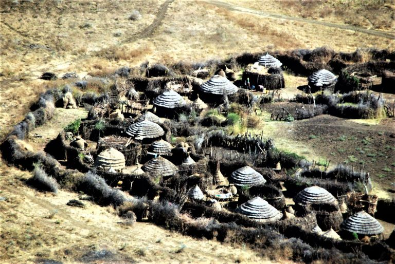 Karamoja, Uganda: Experience of Visiting a Homestead