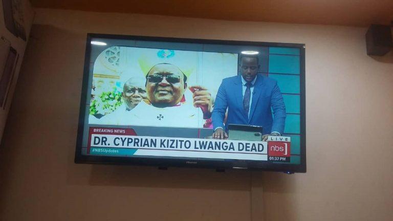 Kampala, Uganda: Archbishop Cyprian Lwanga Dies Suddenly