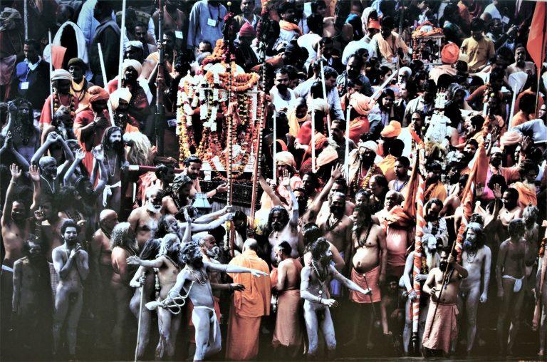 India's Hindu Kumbh Mela Festival