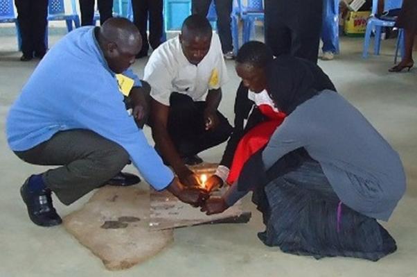 Kitale, Kenya: A Lay Missionary's Community Gospel Discipleship (3)