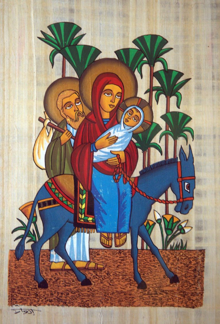 Month of May: Meditations on Mary in Scripture 5 – Egypt