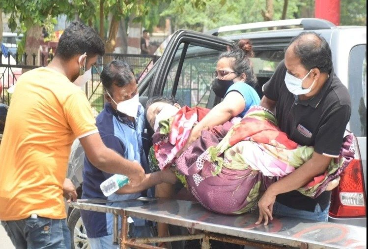 India's Covid-19 Emergency Testimonies: Rector Basic Formation, Pargi