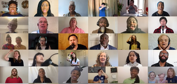 Celebrate the Spirit: Many Voices in Harmony
