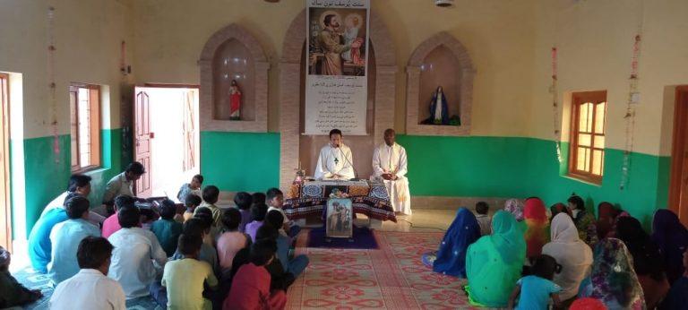 Mirpur Khas, Sindh, Pakistan: Minor Seminary Construction