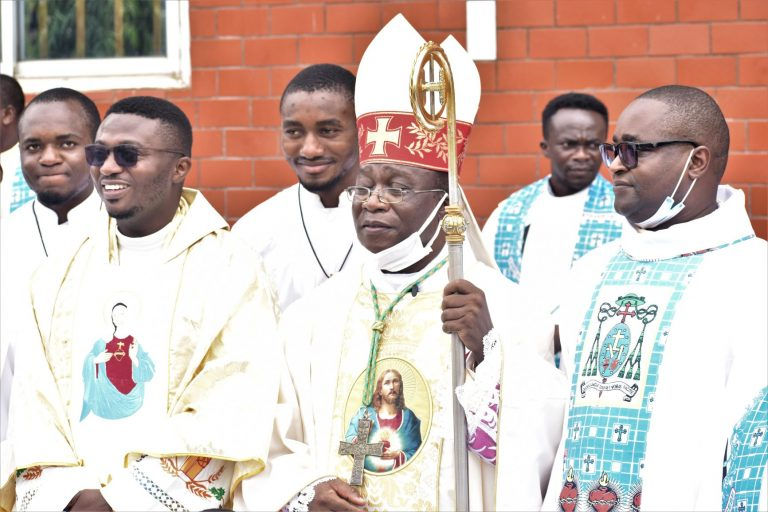 Kumba, Cameroon: Ordination of Malvin Ngi MHM