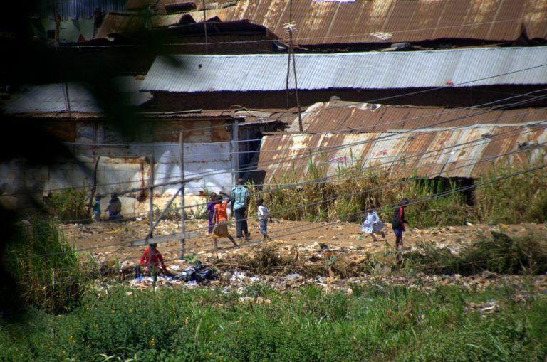 Nairobi, Kenya: City Clean-up Ahead of World Environment Day