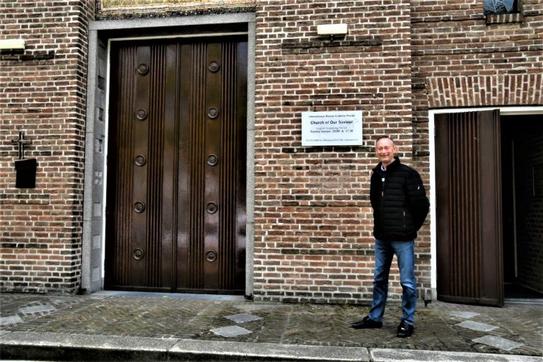 'A World Trip Behind the Stove' at Church of Our Saviour, The Hague, Netherlands