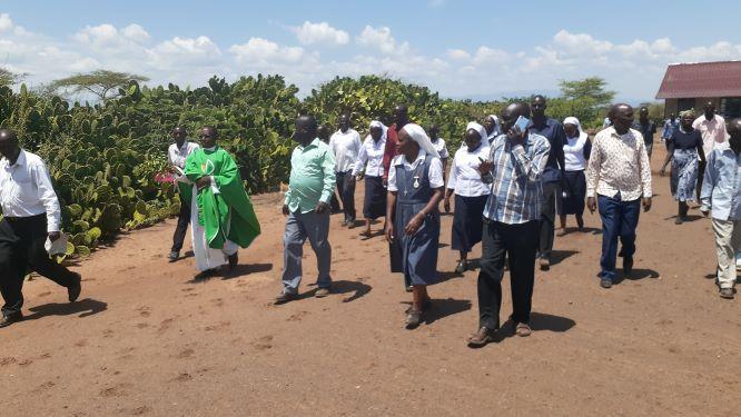 Kiltegan Missionaries in Kenya: Triple Presence Hailed