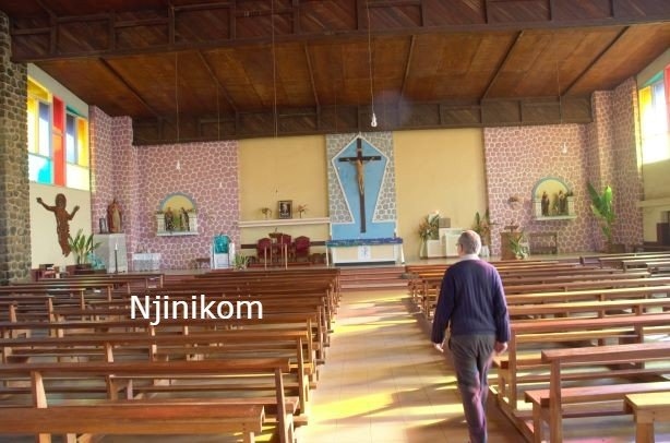 Archdiocese of Bamenda, Cameroon: Prayers of Reparation after Desecration