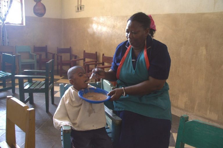 Ngong, Kenya: Rehabilitating Children with Intellectual Disabilities