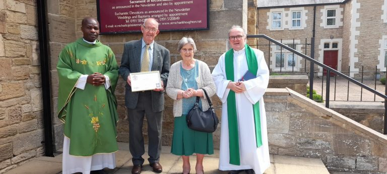 50 Years of Service to the Missions
