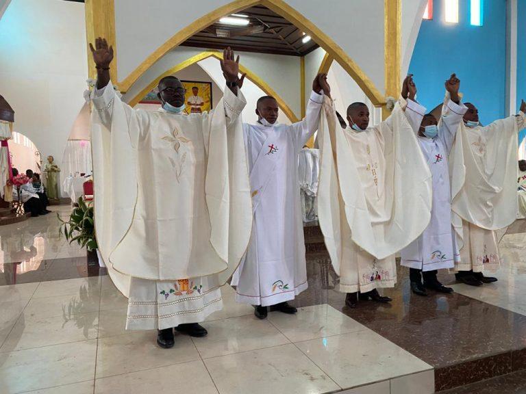 DR Congo: Full Report Ordination of Guylain Agbasoa MHM
