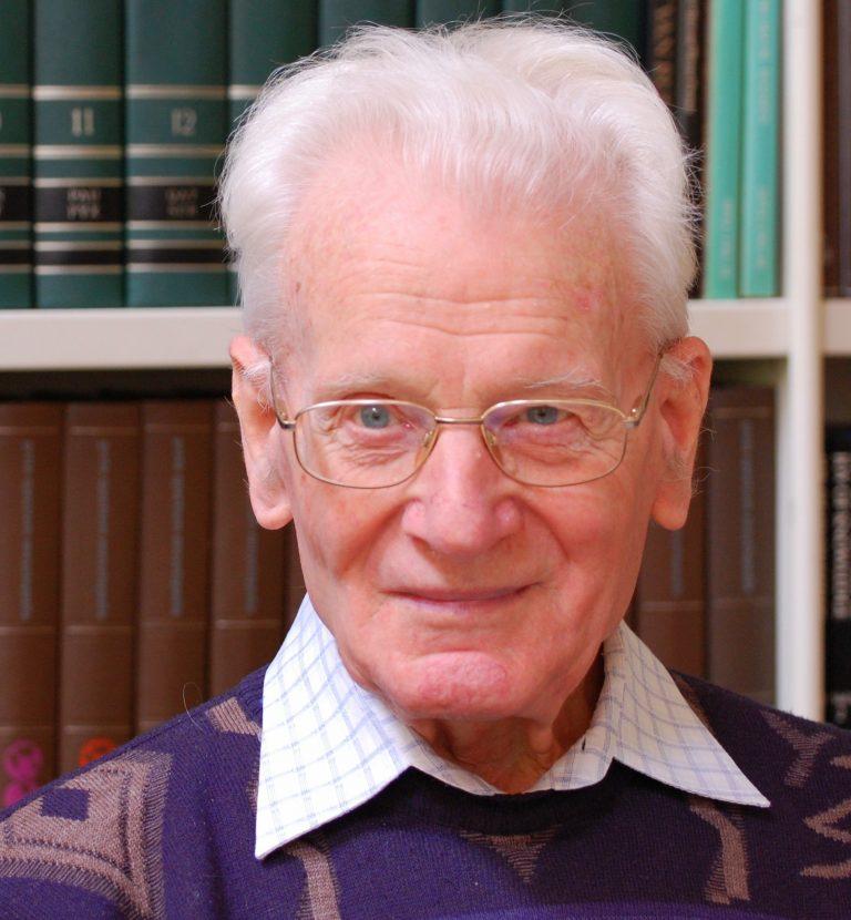 Father Gerard van de Laar