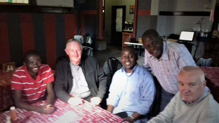 Kroonstad, South Africa: Bishop Peter Holiday Welcomes New Covid Guidelines