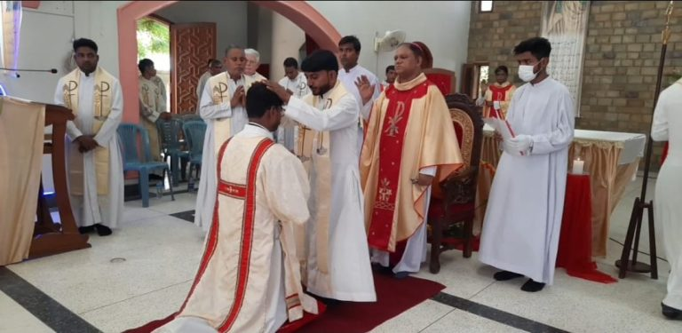 Rural Sindh, Pakistan: Ordination and trickle of vocations