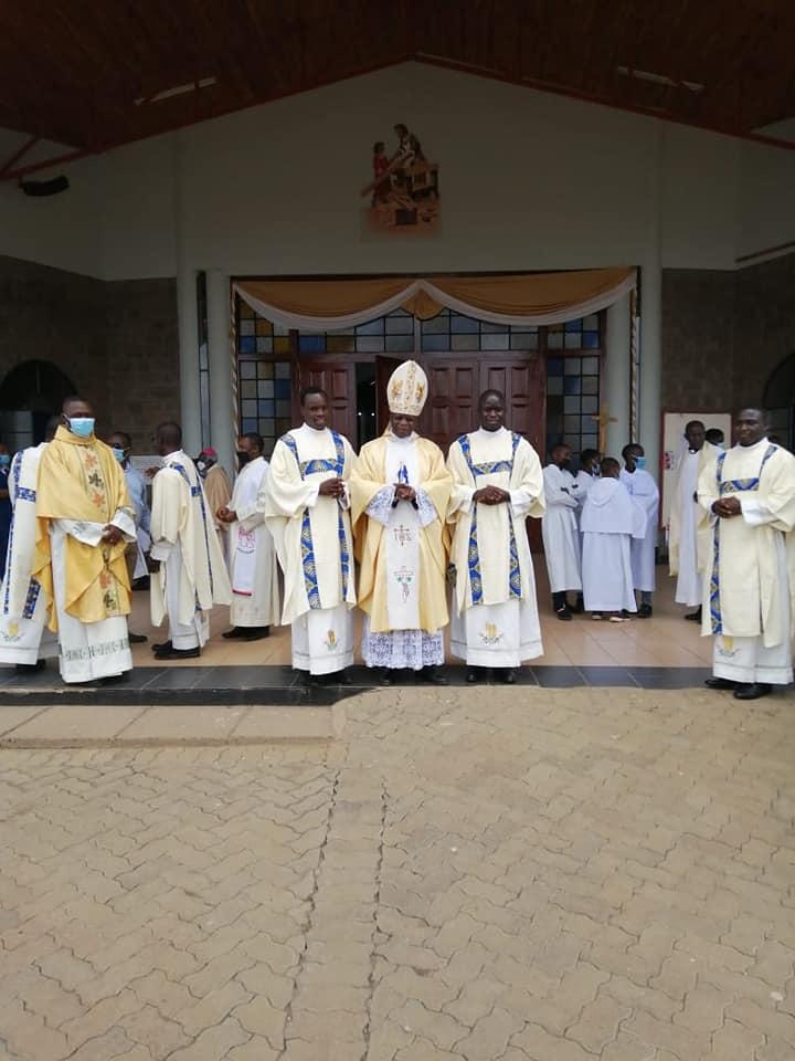 Nairobi: Ordinations to the Diaconate