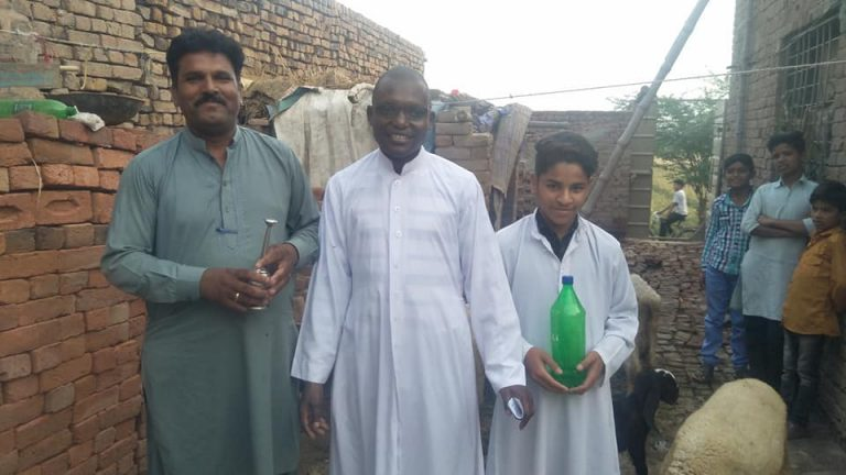 Pakistan: Need for Creative Pastoral Care of Refugees, Poor.