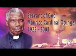 Kenya: Cardinal Otunga's Cause for Canonisation Still Pending
