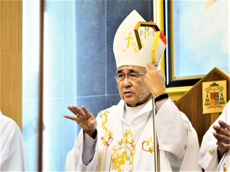 Brunei: Late Cardinal Cornelius Sim Honoured