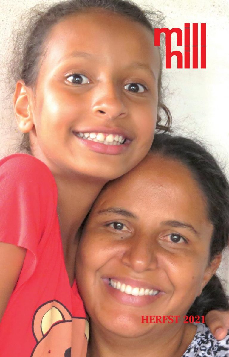 Netherlands: Mill Hill Missionaries Contactblad