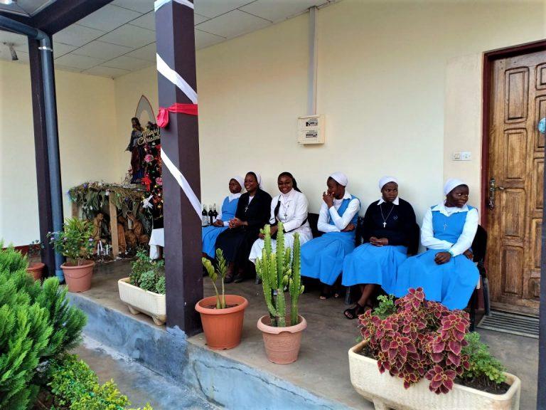 Cameroon: Trauma Counseling for Catholic Nuns Bamenda
