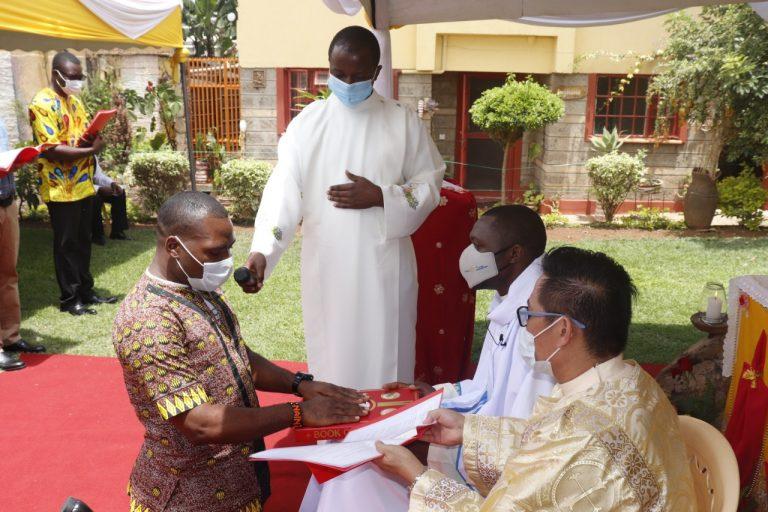 Nairobi, Kenya: Follow Celebration of Diaconate Online