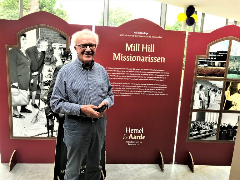 Roosendaal, The Netherlands: Historic Mill Hill Missionary Location Organises Exhibition
