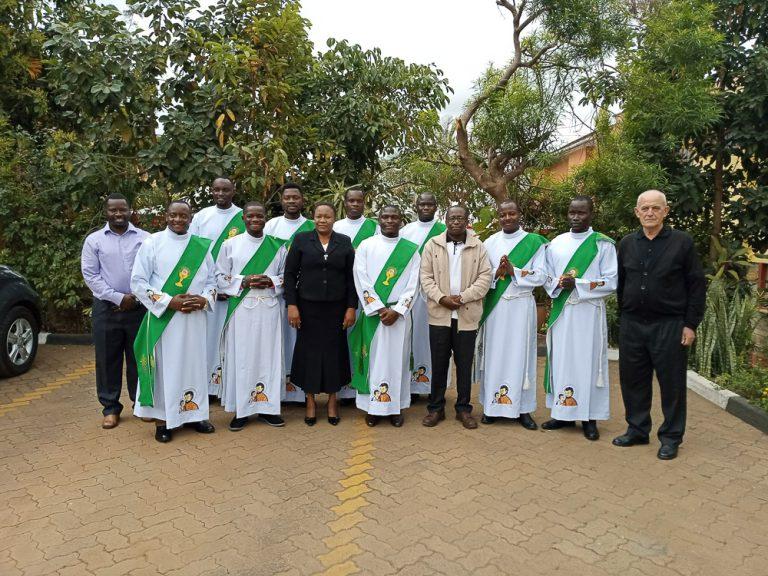 Nairobi: Perpetual Oath and Diaconate