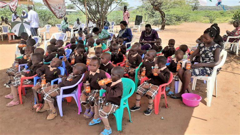 Kakamega, Kenya – Award for Exemplary Work in Education