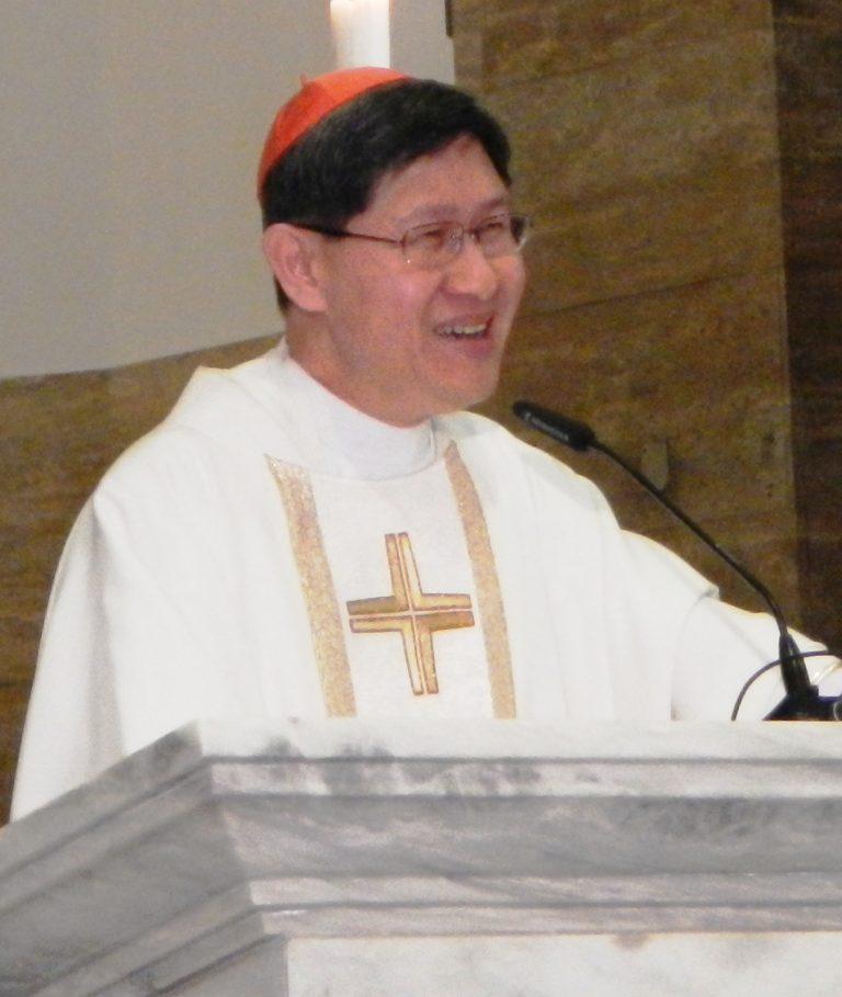 Mission Sunday: Cardinal Tagle Speaking