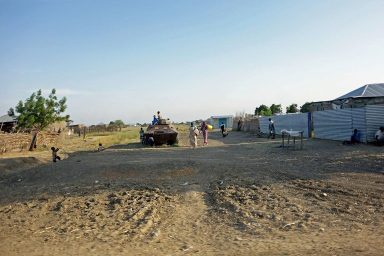 Malakal, South Sudan: Women Peacemakers Step into the Fray
