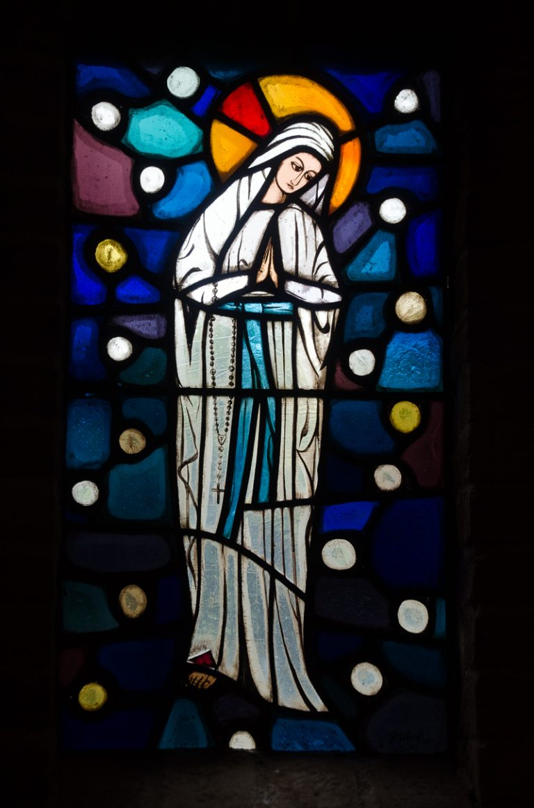 A Celtic Journey with Our Lady